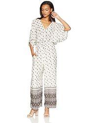Splendid - Desert Batik Jumpsuit - Lyst
