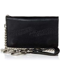 Nudie Jeans - Unisex-adult's Alfredsson Chain Wallet, Black Onesize - Lyst