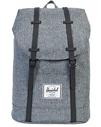 c72f503420 Lyst - Herschel Supply Co. Retreat 19.5l Backpack in Metallic for Men