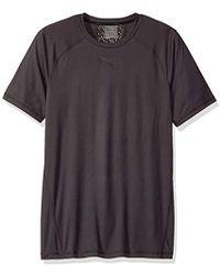 PUMA - Vent Short Sleeve T-shirt - Lyst