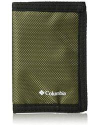 Columbia - Rfid Blocking Nylon Trifold Wallet - Lyst