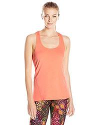 Betsey Johnson - Elastic Trim Tank - Lyst
