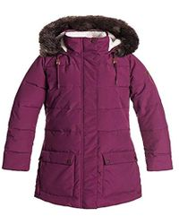 Roxy - Ellie Cold Weather Jacket - Lyst