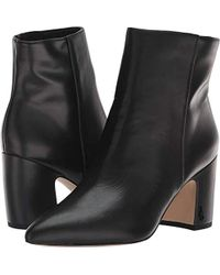 e3b84f1e7750c Lyst - Sam Edelman Hilty Booties in Black