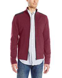 Victorinox - Karl Full-zip Sweater - Lyst
