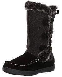 Woolrich - Elk Creek Ii (black/ash) Women's Boots - Lyst