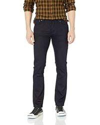 a929e732 Nudie Jeans Black Grim Tim Corduroy Pants in Black for Men - Lyst
