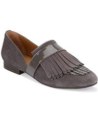 G.H.BASS - Harlow Pointed Toe Flat - Lyst