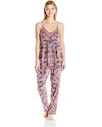 Lucky Brand - Laid Back Pajama Set - Lyst