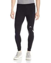 31ff34fe86 Nike Winter Solstice Swift Reflective Running Pants in Black for Men - Lyst