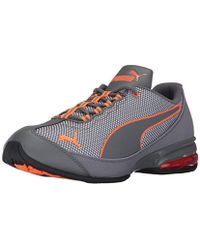 ac108ae689607b Lyst - PUMA Reverb Cross Men s Running Shoes in Red for Men