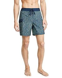 199d589b93 RVCA Commander Trunk in Red for Men - Lyst