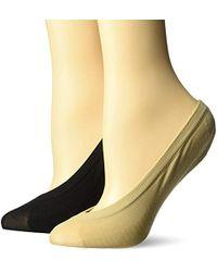 Ellen Tracy - 3 Pair Pack Liner Socks - Lyst