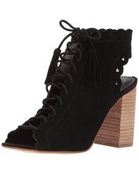 Guess - Onila Heeled Sandal - Lyst