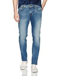 Hudson Jeans - Blake Slim Straight Zip Fly - Lyst