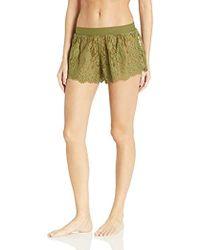 PUMA - Fenty Bball Lace Sleepwear Shorts - Lyst