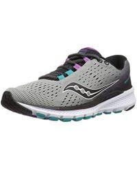 ee4c5c41545c Lyst - Saucony Breakthru 3 Running Shoes (for Women) in Pink