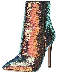 ALDO - Kearia Ankle Boot, Black Multi 5 B Us - Lyst