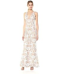 79cc4a59 Women's Dress the Population Maxi and long dresses On Sale - Lyst