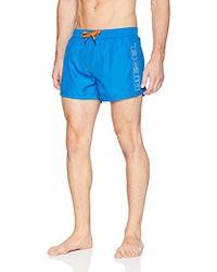 DIESEL - Bmbx-sandy 2.017 Swim Boxer Short - Lyst