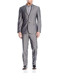 Nautica - Two Button Pinstripe Suit - Lyst
