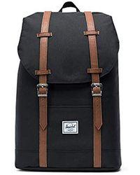 Herschel Supply Co. - Retreat Straps Backpack Rucksack Bag - Lyst