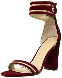 Guess - Cersian Heeled Sandal - Lyst
