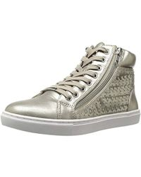 599f840263f Lyst - Steve Madden Eiris Fashion Sneaker in Black