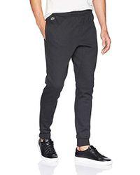 Lacoste - Premium Modern Fit Fleece Trackpant - Lyst