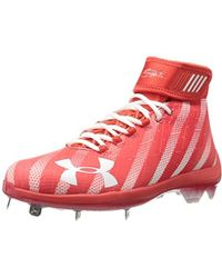 Under Armour - Harper 2 Mid St-limited Edition Baseball Shoe - Lyst