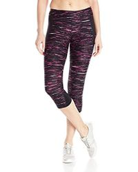 Marc New York - Space Dye Capri With Solid Blocking - Lyst