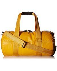 DIESEL - Boldmessage F-bold Duffle-travel Bag, Golden Rod One Size - Lyst