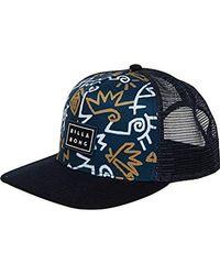 29ba9e796c4 Billabong - Beachcomber Trucker Hat - Lyst