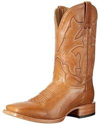 Stetson - Maverick Western Boot - Lyst