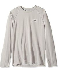 Champion - Double Dry Select Long Sleeve T-shirt - Lyst