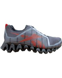 Lyst - Reebok Zigwild Tr 2-m Running Shoes in Gray for Men a836f0cb3
