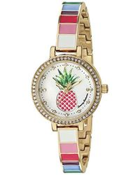 Tommy Bahama - Japanese-quartz Stainless-steel Strap, Multi, 8 Casual Watch (model: 37tb00082-03 - Lyst