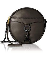 Rebecca Minkoff - Mac Circle Cross Body Bag - Lyst