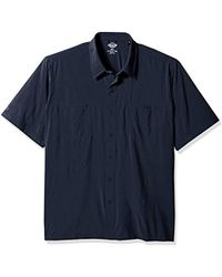 Dickies - Cooling Woven Shirt 4-way Flex Big - Lyst