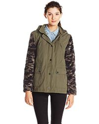 Sanctuary Clothing - Field Jacket - Lyst