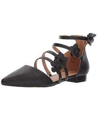 Nanette Nanette Lepore - Adelia Pointed Toe Flat - Lyst