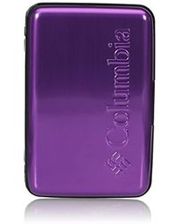 Columbia - Rfid Blocking Hardcase Security Wallet - Lyst