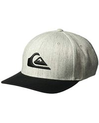 Quiksilver - Mountain And Wave Hat - Lyst