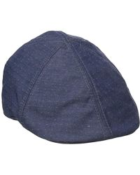 9a6443b7b26 Lyst - Supreme Washed Chambray S Logo 6-panel in Blue for Men - Save 13%