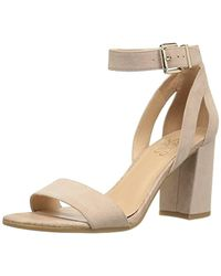 Franco Sarto - Malibu Heeled Sandal - Lyst