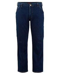 fcf1b96717e4 Lyst - Wolverine Hammer Loop Pants in Blue for Men