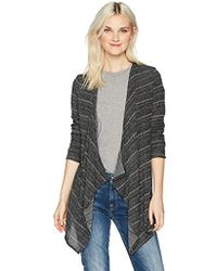 Volcom - Lived In Go Sweater Wrap - Lyst