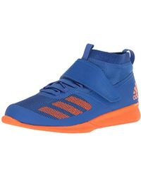 best sneakers 02208 76120 adidas - Crazy Power Rk Cross Trainer - Lyst