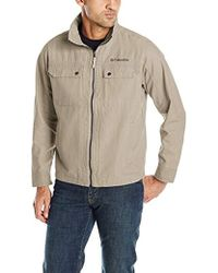 Columbia - Tough Country Jacket, Tusk, Large - Lyst