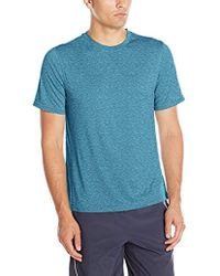 Hanes - Sport Heathered Performance T-shirt - Lyst